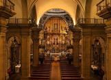 Basílica de Nuestra Señora de la Vega, edificio de estilo barroco, es consecuencia de varias ampliaciones, siendo la última de 1703. Destaca el retablo barroco del altar mayor construido en 1740 por Santiago del Amo. La imagen de la Virgen de la Vega, de estilo gótico, esta datada en el siglo XIV. Haro, La Rioja